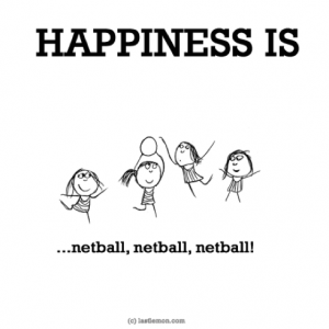 Netball and ankle pain