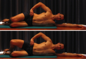 The clam exercise