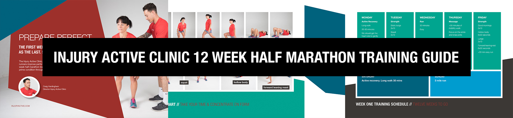 FREE 12 WEEK HALF MARATHON TRAINING GUIDE FROM INJURYACTIVE.CO.UK