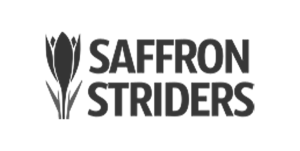 Saffron Striders - Logo