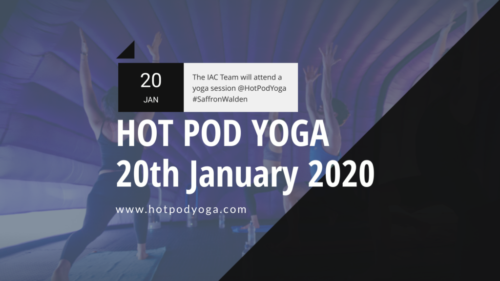 Hot pod yoga 20 January 2020