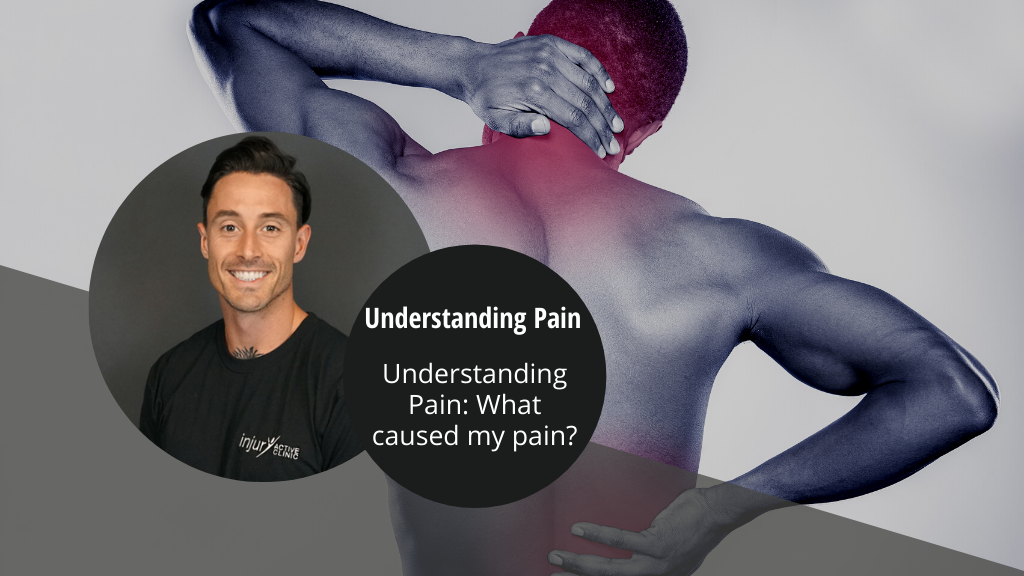 Understanding Pain: What caused my pain?